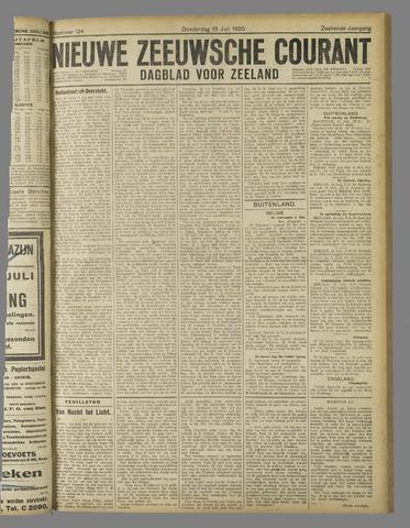 Nieuwe Zeeuwsche Courant 1920-07-15