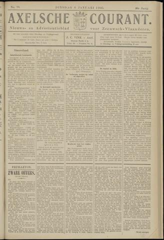 Axelsche Courant 1925-01-06
