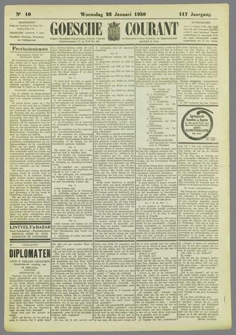 Goessche Courant 1930-01-22