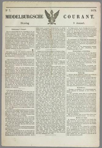 Middelburgsche Courant 1872-01-09