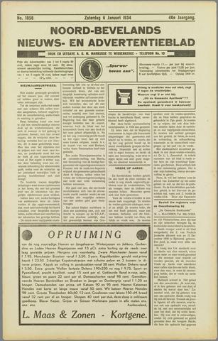 Noord-Bevelands Nieuws- en advertentieblad 1934-01-06