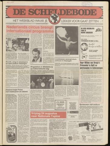 Scheldebode 1984-08-15