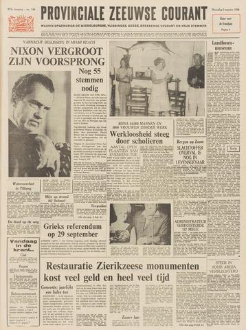 Provinciale Zeeuwse Courant 1968-08-07