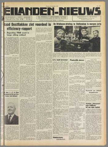 Eilanden-nieuws. Christelijk streekblad op gereformeerde grondslag 1967-12-19