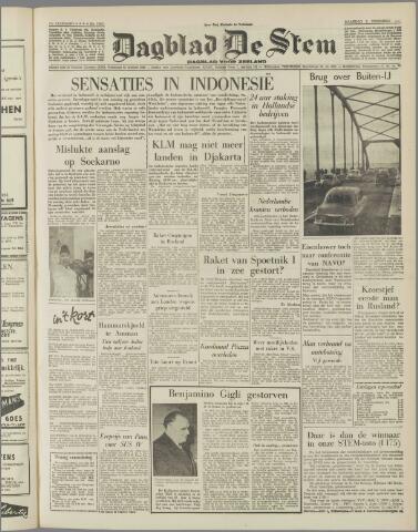 de Stem 1957-12-02