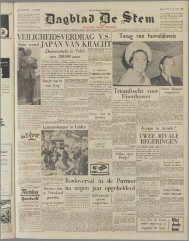 de Stem 1960-06-20