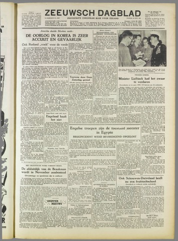 Zeeuwsch Dagblad 1951-10-19