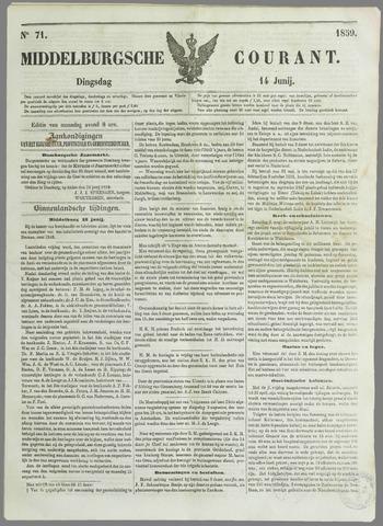 Middelburgsche Courant 1859-06-14