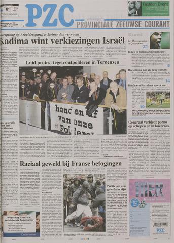 Provinciale Zeeuwse Courant 2006-03-29