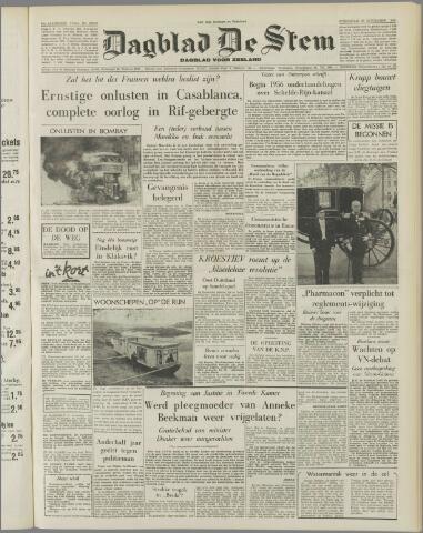 de Stem 1955-11-23