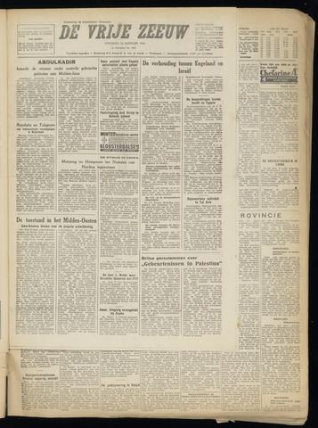 de Vrije Zeeuw 1949-01-11