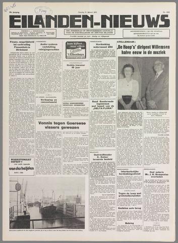 Eilanden-nieuws. Christelijk streekblad op gereformeerde grondslag 1978-01-31