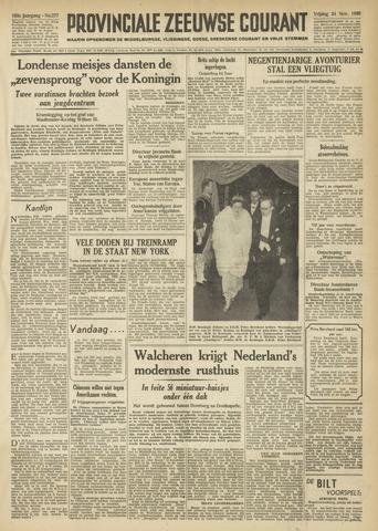 Provinciale Zeeuwse Courant 1950-11-24