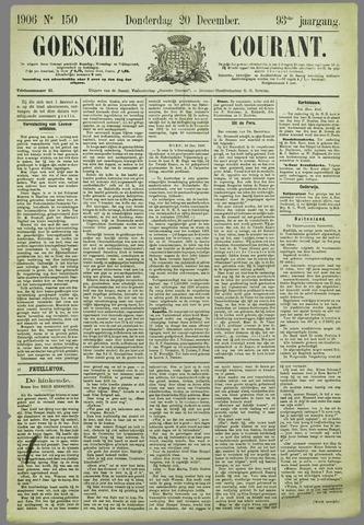 Goessche Courant 1906-12-20