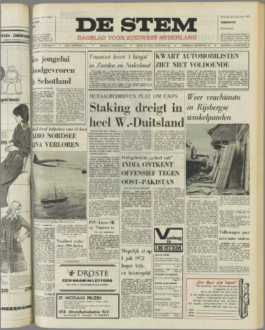 de Stem 1971-11-23