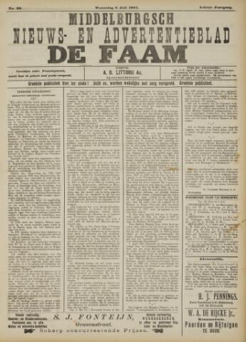 de Faam en de Faam/de Vlissinger 1904-07-06