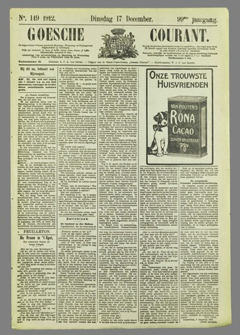 Goessche Courant 1912-12-17