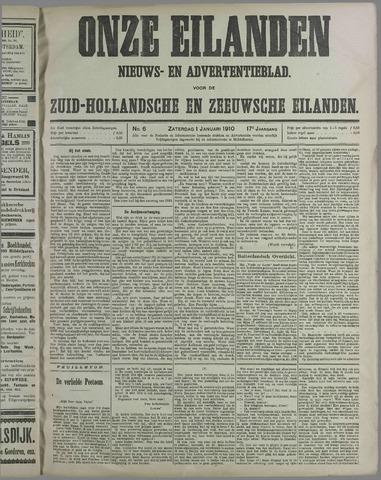 Onze Eilanden 1910