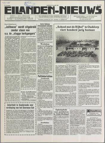 Eilanden-nieuws. Christelijk streekblad op gereformeerde grondslag 1985-03-12