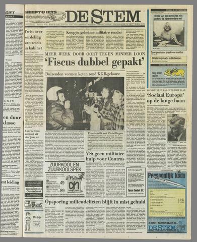 de Stem 1989-10-31
