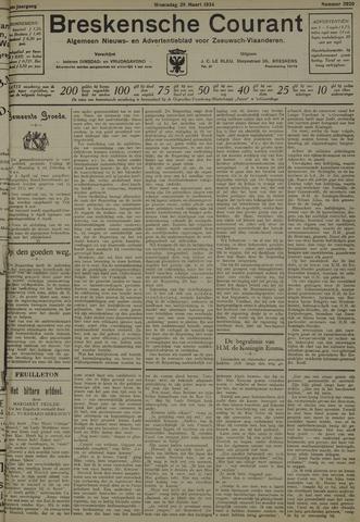 Breskensche Courant 1934-03-28