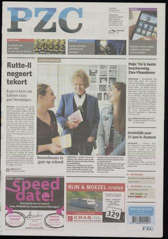 Provinciale Zeeuwse Courant 2013-02-23