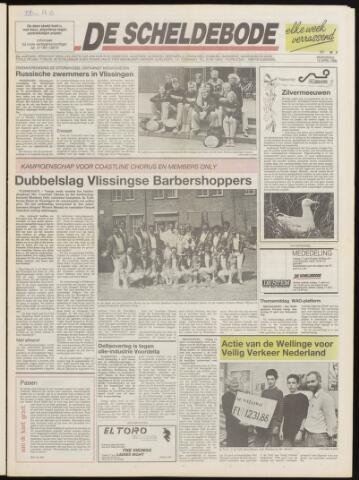 Scheldebode 1992-04-15