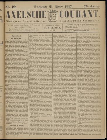 Axelsche Courant 1917-03-21