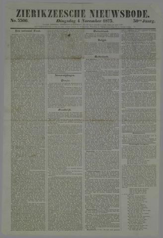 Zierikzeesche Nieuwsbode 1873-11-04