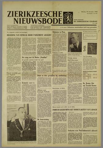 Zierikzeesche Nieuwsbode 1962-12-18