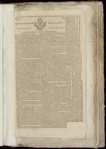 Middelburgsche Courant 1799-03-05