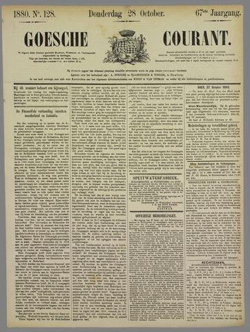 Goessche Courant 1880-10-28