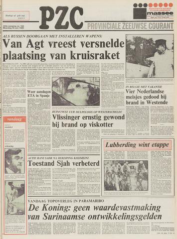 Provinciale Zeeuwse Courant 1980-06-30