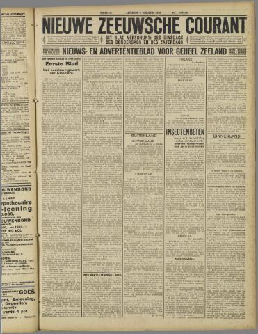 Nieuwe Zeeuwsche Courant 1925-08-08