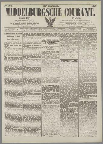 Middelburgsche Courant 1895-07-15