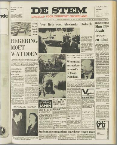 de Stem 1968-09-07