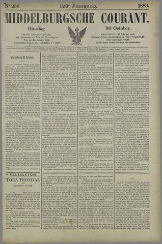 Middelburgsche Courant 1883-10-30