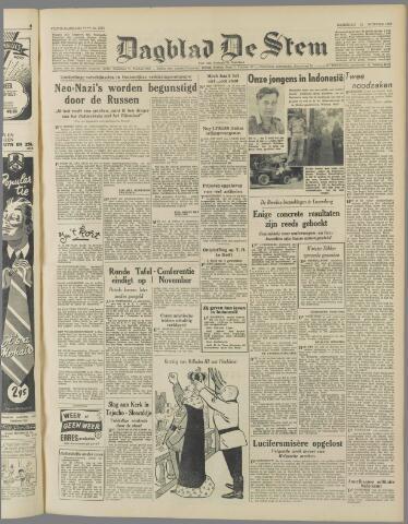 de Stem 1949-10-15