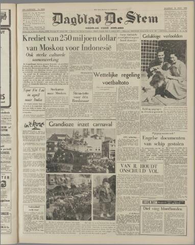de Stem 1960-02-29