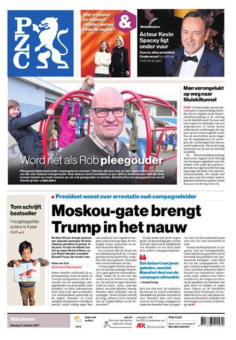 Provinciale Zeeuwse Courant 2017-10-31