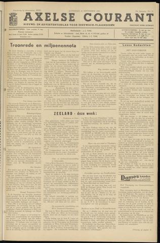 Axelsche Courant 1960-09-24