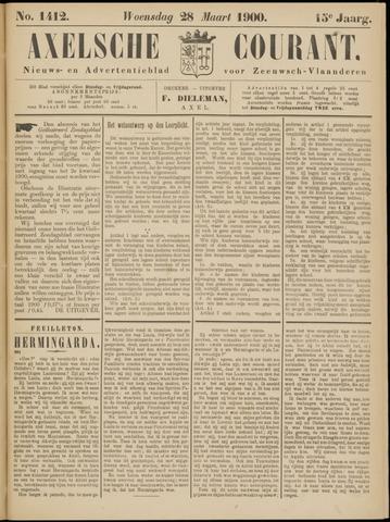 Axelsche Courant 1900-03-28