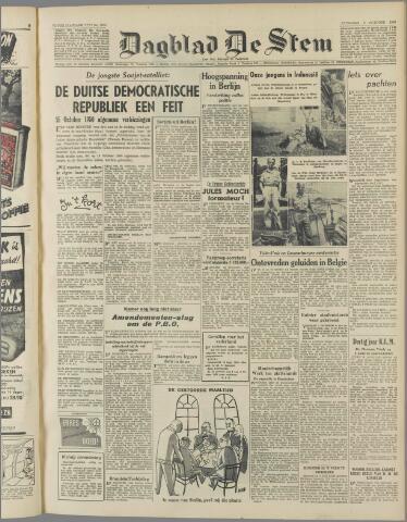 de Stem 1949-10-08