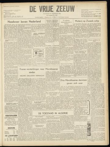 de Vrije Zeeuw 1955-08-29