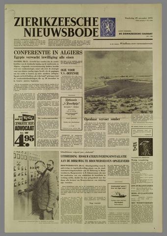 Zierikzeesche Nieuwsbode 1973-11-29