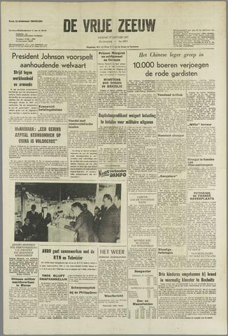 de Vrije Zeeuw 1967-01-27
