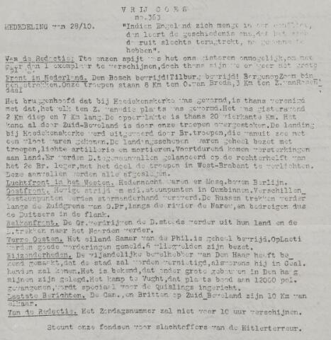 Vrij Goes 1944-10-28