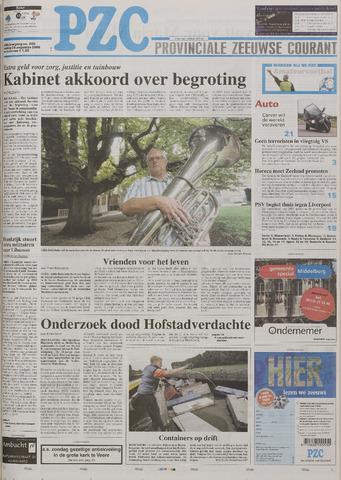 Provinciale Zeeuwse Courant 2006-08-25