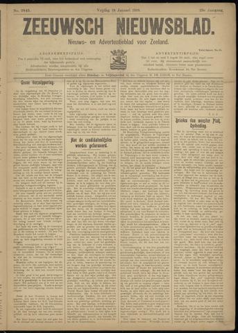 Ter Neuzensch Volksblad. Vrijzinnig nieuws- en advertentieblad voor Zeeuwsch- Vlaanderen / Zeeuwsch Nieuwsblad. Nieuws- en advertentieblad voor Zeeland 1918-01-18