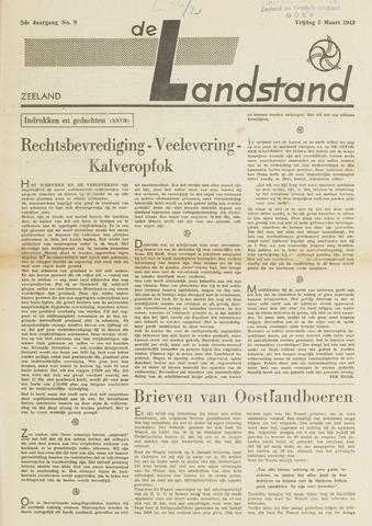 De landstand in Zeeland, geïllustreerd weekblad. 1943-03-05